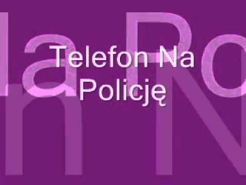 Babcia dzwoni na policje