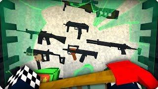 Нашел схрон с оружием [ЧАСТЬ 25] Зомби апокалипсис в майнкрафт! — (Minecraft — Сериал)