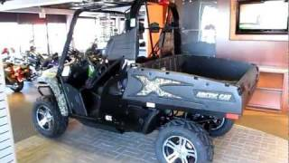 8. 2011 Arctic Cat 700 EFI Prowler Power Steering, 4x4 Luxury Utility