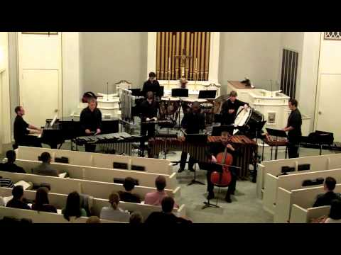 Sweet Dreams, Elizabeth Lee - HPU Percussion Ensemble