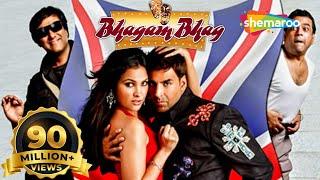 Video Bhagam Bhag [2006] Hindi Comedy Full Movie - Akshay Kumar - Govinda - Lara Dutta - Paresh Rawal MP3, 3GP, MP4, WEBM, AVI, FLV Maret 2019