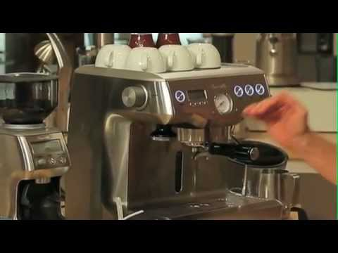 Best Breville BES900XL Semi Automatic Espresso Machine Video.mp4