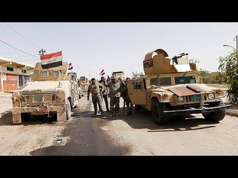 Ιράκ: O στρατός κατέλαβε το Δημαρχείο στη Φαλούτζα