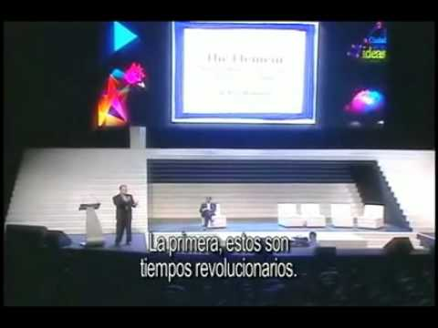 Sir Ken Robinson - La Ciudad de las Ideas 2010 - The Origins of the Future