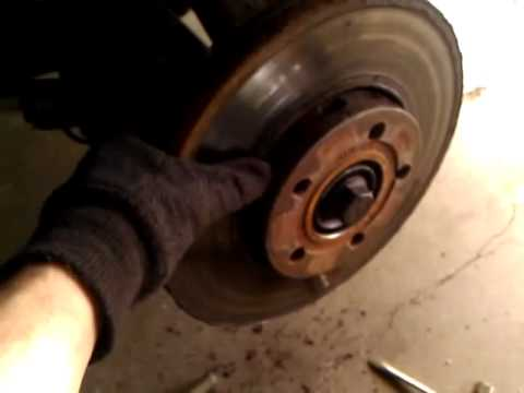 ***HOW TO CHANGE BRAKES ROTORS 96-21 VW – AUDI ! HOW TO REPLACE BRAKES ROTORS