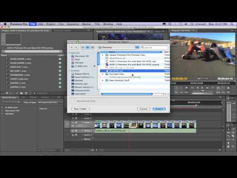 dhelmly - In this Part 3 of 3 CS4 4.1 update video you'll get a chance to see the new Premiere 4.1 & After Effects 9.02 newest features in action. Some of the new upda...