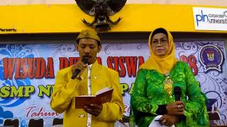 Pandaan Indonesia  city pictures gallery : SMPN 1 PANDAAN, INDONESIA - 'WISUDA 2016' Part 1