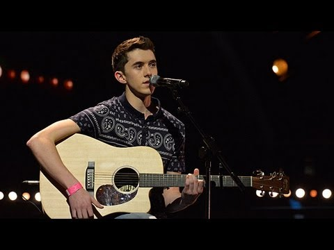 Ryan O'Shaughnessy First Kiss – Britain's Got Talent 2012 Live Semi Final – UK version