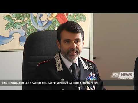 BAR CENTRALE DELLO SPACCIO, COL CAFFE' VENDEVA LA DROGA | 01/07/2020