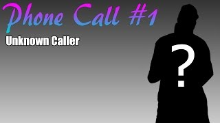 GTA Vice City: Phone Call #1 - Unknown Caller