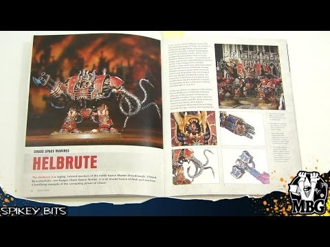 White Dwarf #6 Imperial Knight Codex Review Warhammer Helbrute