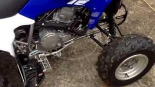 1. 2013 Yamaha Raptor 250
