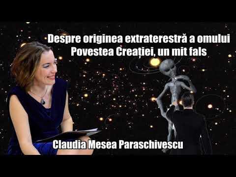 Despre Originea Extraterestra A Omului *Povestea Creatiei, Un Mit Fals