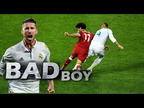 Sergio Ramos Bad Boy - Dirty Player ● Crazy & Disrespectful Moments ● New