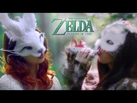 Zelda: Ocarina Of Time Cover by Jillian Aversa feat. Erutan - Vocal / Ocarina Arrangement