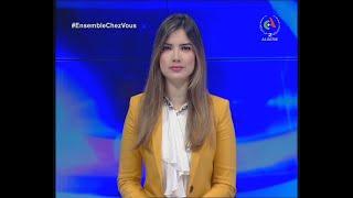 Journal d'Information 12H : 29-03-2020 Canal Algérie