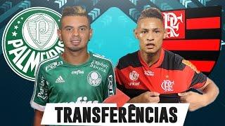 Buscando montar um elenco competitivo para 2017, o Palmeiras voltou seus olhos para um reforço de peso: o meia Edwin...