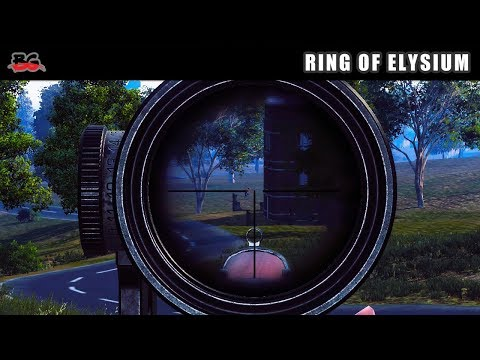 Ring of Elysium ~~ You miss 100% of the shots you don't take (видео)