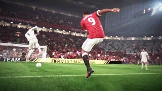 FIFA 17 - New Gameplay Features Trailer (Attacking Techniques) by Game News
