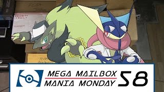 Pokémon Cards - INSANELY EPIC Mega Mailbox Mania Monday #58! by The Pokémon Evolutionaries