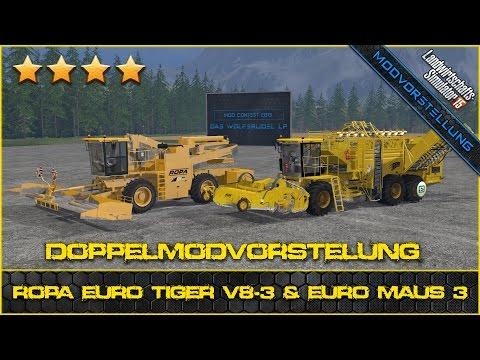 Ropa Euro Tiger V8 3 v1.1
