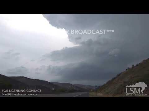 5-21/2018 Hondo, New Mexico Mothership Supercell Timelapse_Időjárás. Vihar, jégeső, tornádó, áradás videók. Csodás felvételek szupercellákról, zivatarokról
