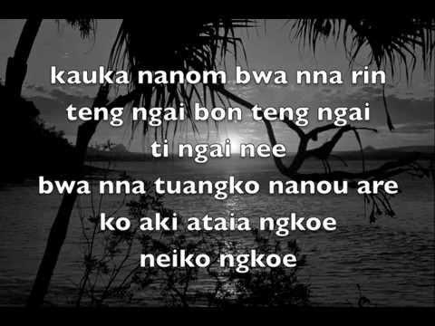 KAUKA NANOM - Kiribati@tm..