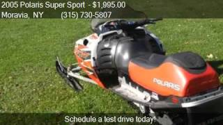 6. 2005 Polaris Super Sport   for sale in Moravia, NY 13118 at