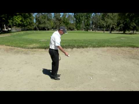 Golf Lessons: Bunker Tip by Tom Morton, PGA Director of Player Performance @ Haggin Oaks