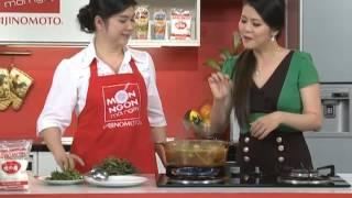 Món Ngon Mỗi Ngày - Canh chua cá lăng rau nhút