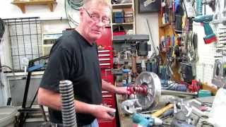 5. 800 etec Clutch Kit - Cudney Racing
