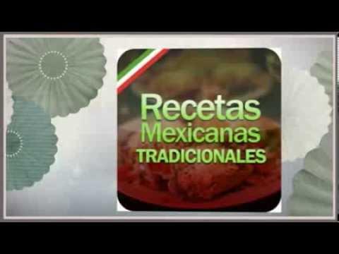 Video of Recetas Mexicanas Tradicionale