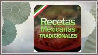Video de Youtube de Recetas Mexicanas Tradicionale