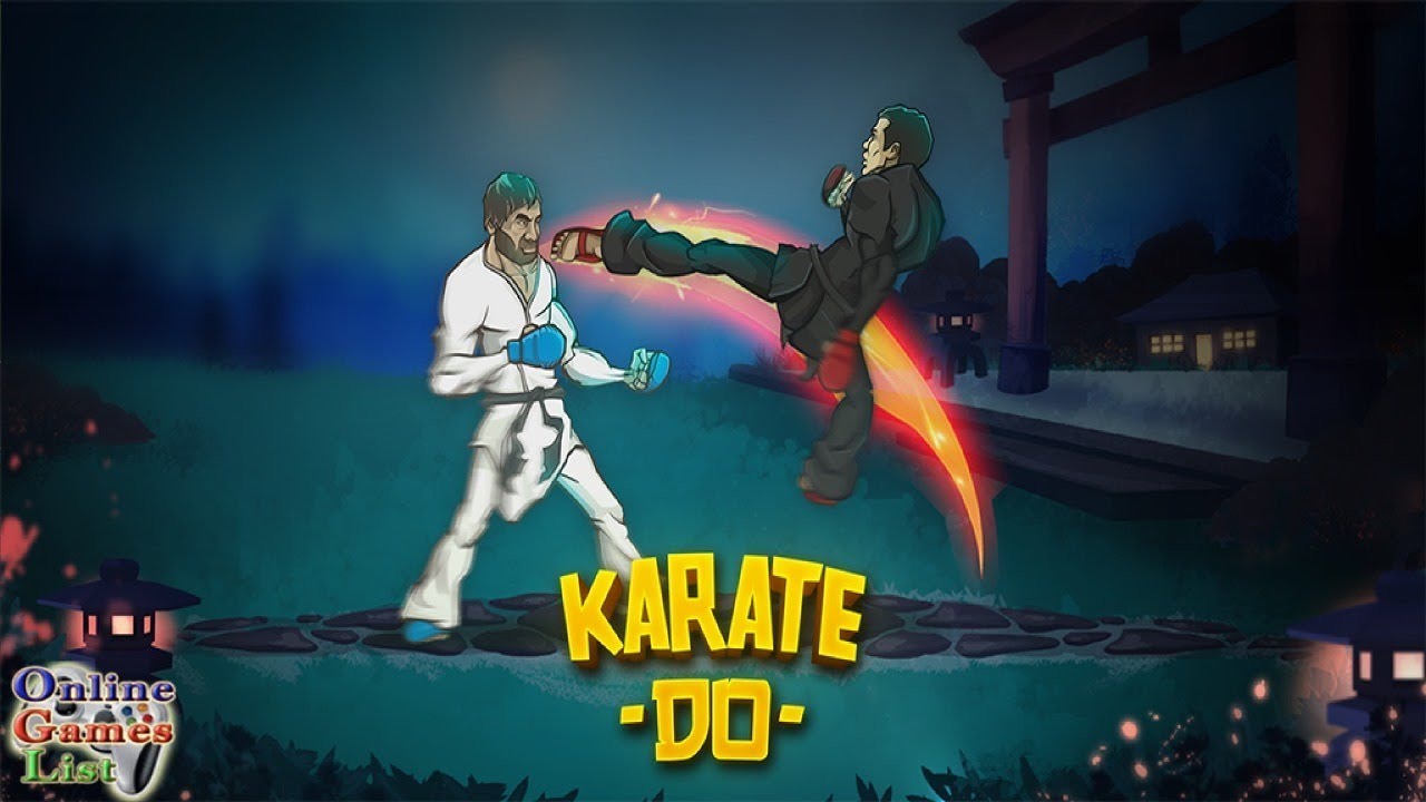 Karate Do - Ultimate Fighting Android Gameplay