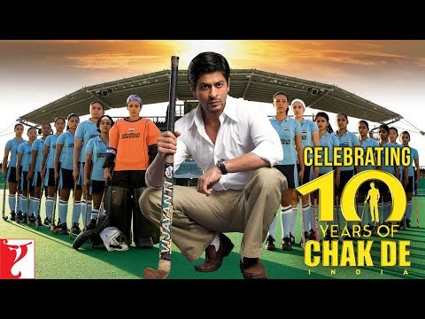 Video LIVE: Celebrating 10 Years Of Chak De India download in MP3, 3GP, MP4, WEBM, AVI, FLV January 2017