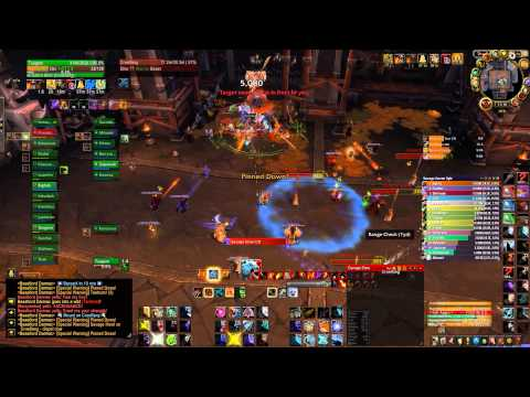 One of Rebuff for Confidence kills of Beastlord Mythic, 5/12/15