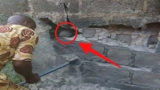 Video Terdengar Nyanyian Aneh di Tembok, saat dibongkar orang² terkejut !! Astaga..ternyata ada.. MP3, 3GP, MP4, WEBM, AVI, FLV Desember 2018