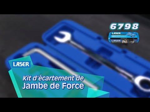 Kit d'écartement de jambe de force