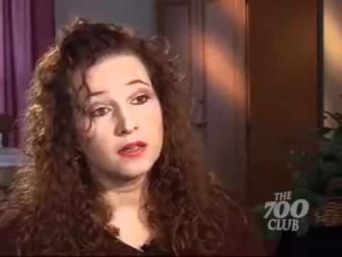 A Former Prostitute gives her testimony on the 700 Club