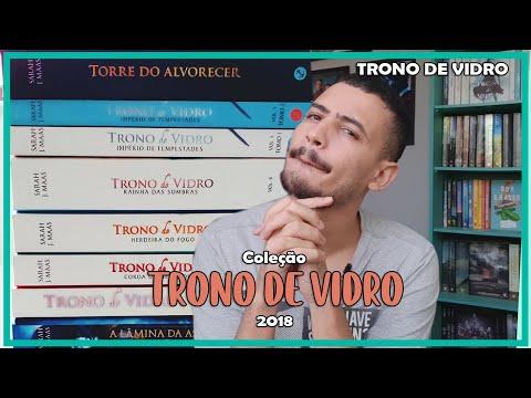 Coleção Trono De Vidro - Sarah J. Maas | Patrick Rocha (Coleção PR #08) (4x59)