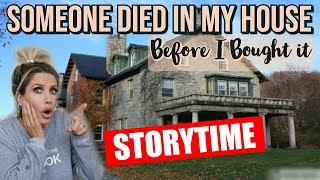 NEW HAUNTED HOUSE STORYTIME | CHANNON ROSE by Channon Rose
