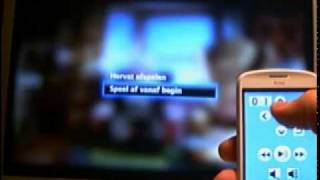 gPad PRO universal remote YouTube video