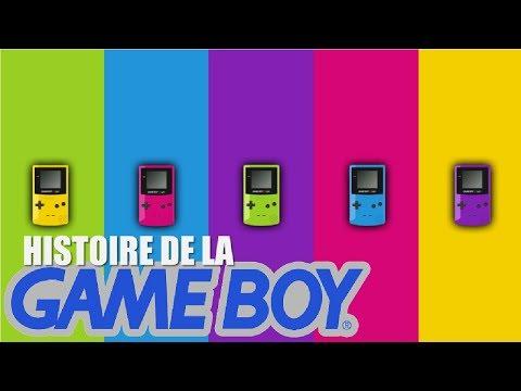 Chronique - Histoire de la GAMEBOY
