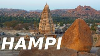 Hampi India  City pictures : A Tour of HAMPI, South India: Amazing Ancient Hindu Ruins