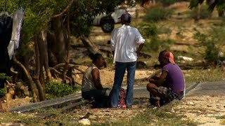 President Trump's tough talk on border security is causing many Central American migrants to, instead, set their sights on Mexico. CNN's Leyla Santiago reports.