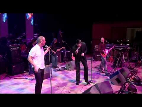 Why Don't You Try Me (Tonight) — Tony Hadley v's Peter Cox & Go West (Live)