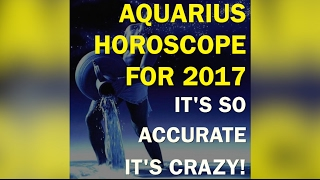 Are you an AQUARIUS? ♒  This is how 2017 is going to be for you! ⬇If you enjoyed this please subscribe to our channel. It will help us make more beautiful videos. Thanks!