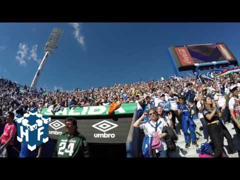 HINCHADA 4K | Velez 2 Vs Colon 1 | Torneo 2016/2017 | Fecha 06 - La Pandilla de Liniers - Vélez Sarsfield