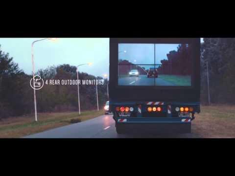 samsung safety truck: modo rivoluzionario per evitare incidenti stradali