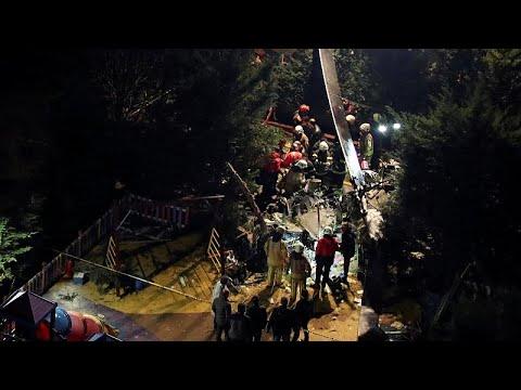Συντριβή ελικοπτέρου στην Κωνσταντινούπολη-Νεκροί 4 στρατιώτες…